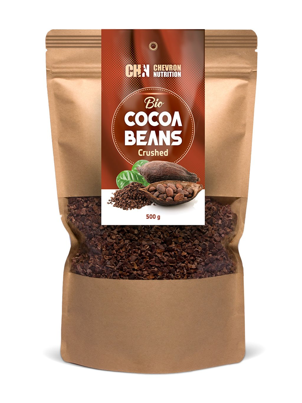 COCOA BEANS crushed 500g