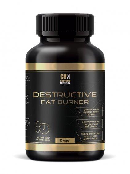 DESTRUCTIVE FAT BURNER 90caps