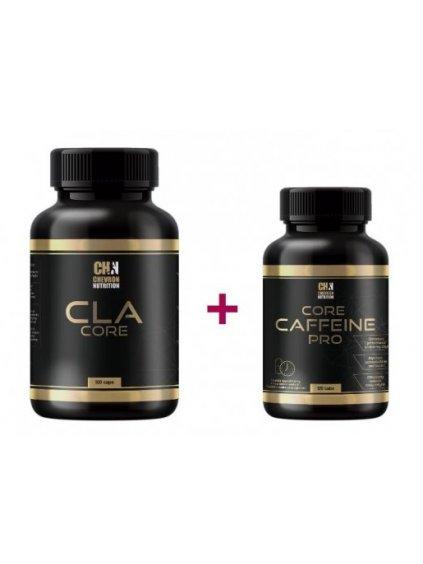 CLA + caffeine 1