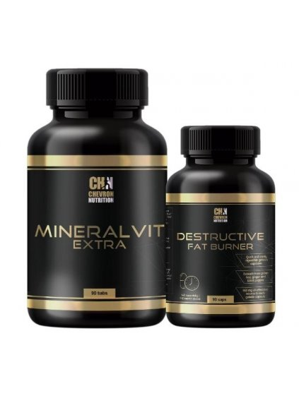 Destructive Fat Burner + MineralVit EXTRA