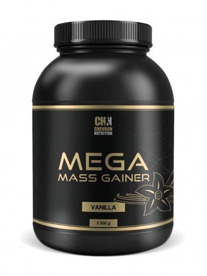 MEGA MASS GAINER vanilla 2000g