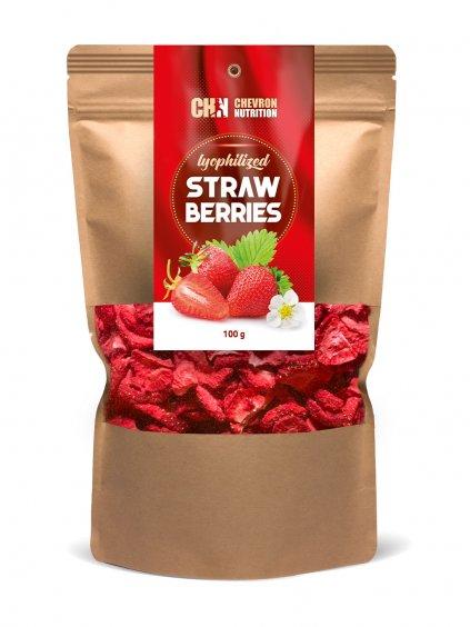 STRAWBERRIES 100g