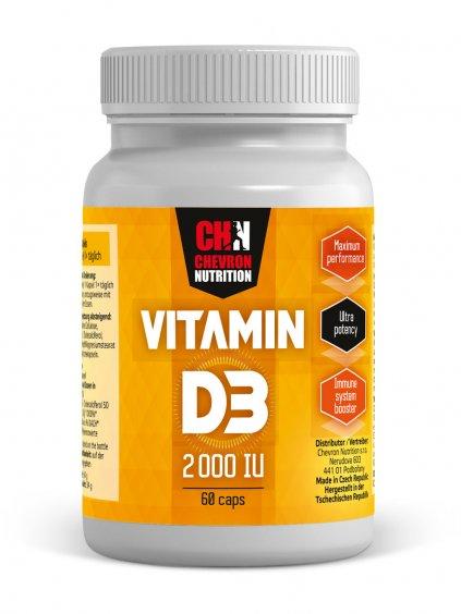 VITAMIN D3 60caps