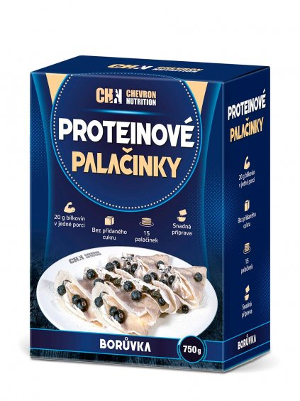 PALACINKY boruvka 750g