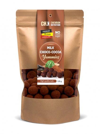 YUMMIES choco cocoa 125g
