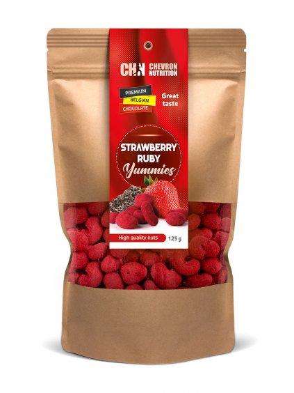 YUMMIES strawberry 125g