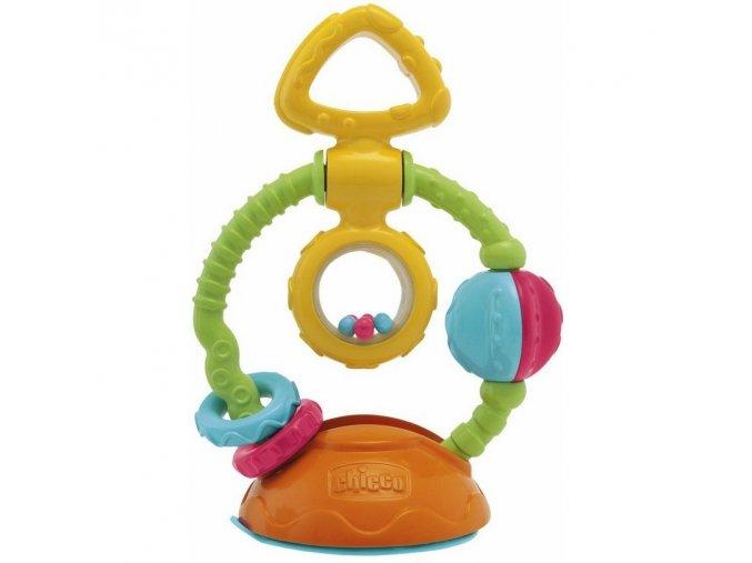 Hračka na jídelní židli Touch&Spin