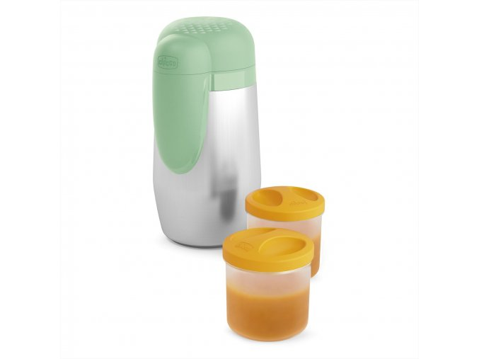 en chicco thermos container stay warm 4m for baby food