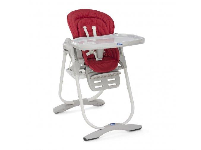 Náhradní potah na židli Polly Magic - Paprika