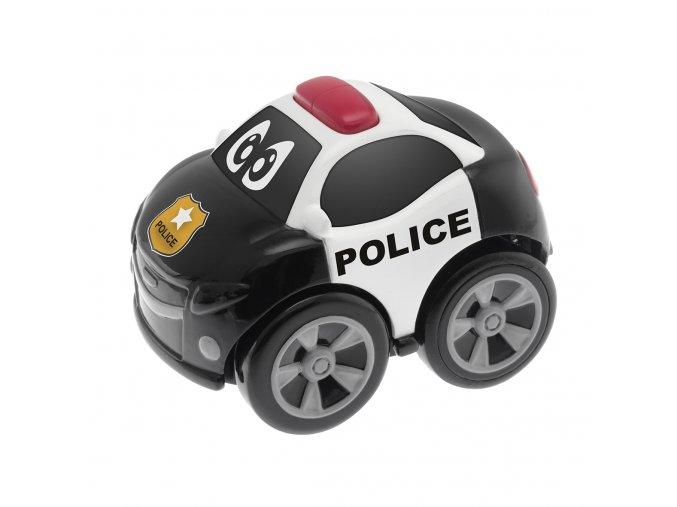 Autíčko Turbo Team - Policie