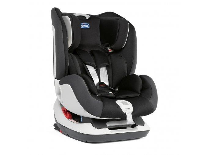 Autosedačka Seat-Up 012 - Jet Black