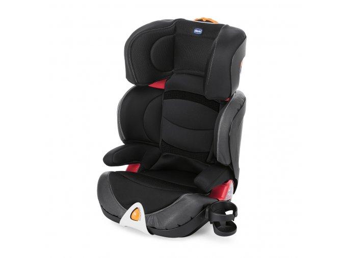 Autosedačka Oasys 2-3 Evo - Jet Black