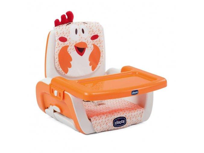 Mode - přenosný podsedák na židli - Fancy Chicken