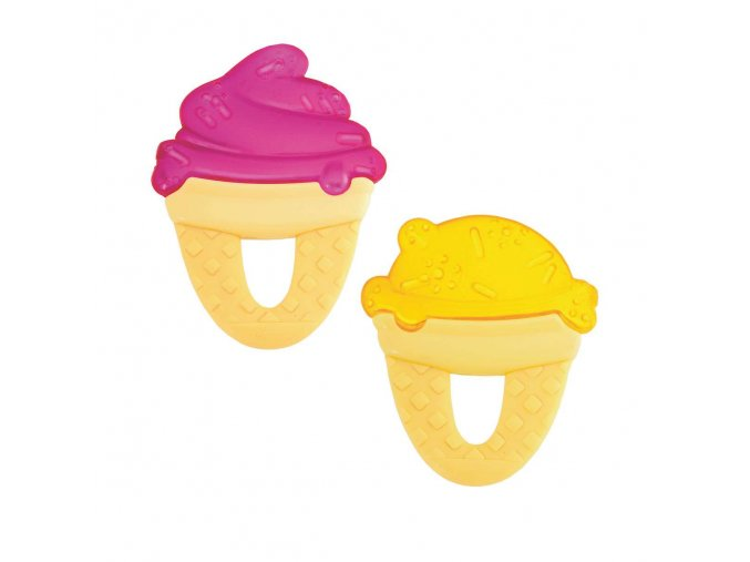Kousátko chladící gel zmrzlina