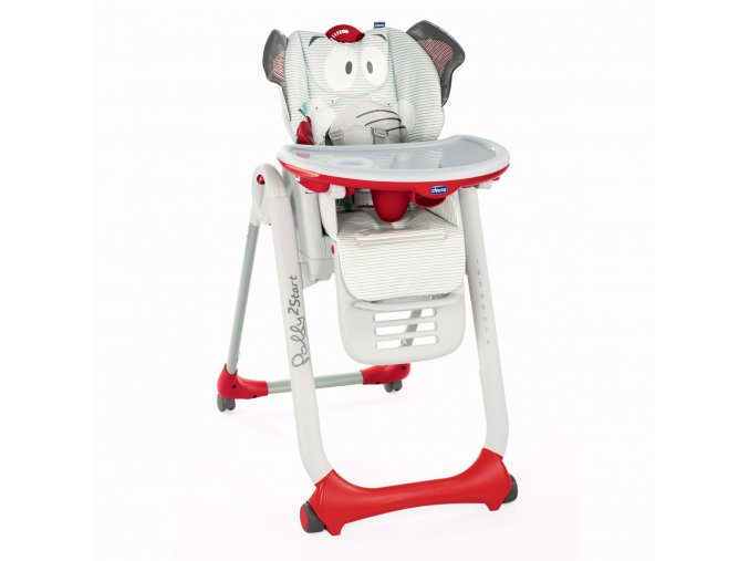 Náhradní potah na židli  Polly 2 Start - Baby Elephant