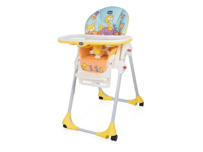 Náhradní potah na židli Polly Easy / Polly 2v1 - Birdland