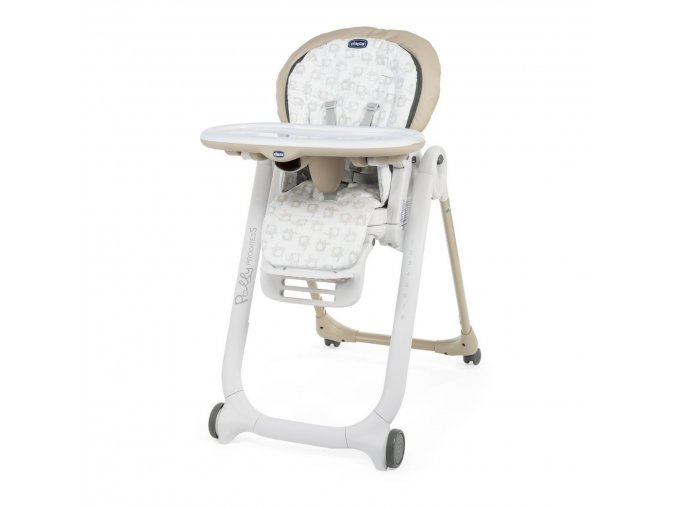 Židlička jídelní Polly Progres5 - Beige