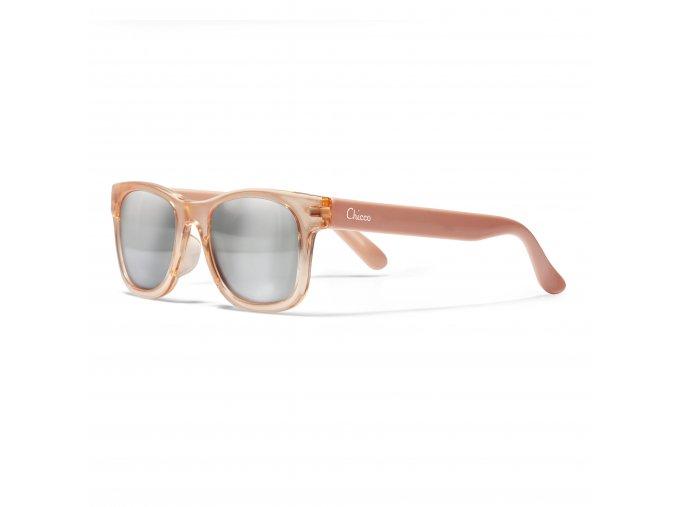Chicco, Brýle sluneční  transparentné dievča  24m+