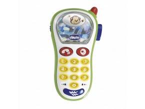 Telefon vibrující s foťákem