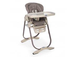 Náhradní potah na židli Polly Magic - Cocoa