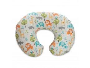 Polštář na kojení Boppy Peaceful Jungle