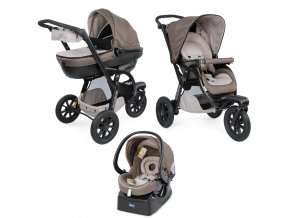 Trio Activ3 - Dove Grey