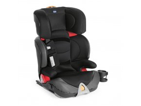 Autosedačka Oasys 2-3 FixPlus Evo - Jet Black