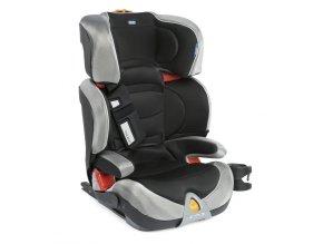 Autosedačka Oasys 2-3 FixPlus Evo - Polar Silver Special Edition