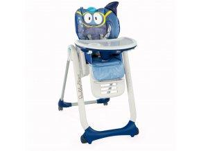 Jídelní židlička Polly 2 Start - Shark
