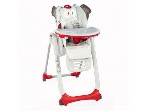 Jídelní židlička Polly 2 Start - Baby Elephant