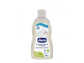 Chicco prostředek čistící na láhve a dudlíky, 300 ml