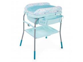 Přebalovací stolek s vaničkou Cuddle & Bubble -Dusty Green