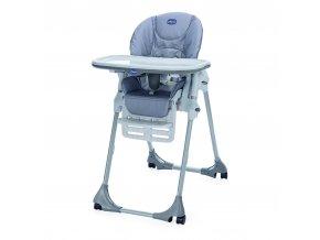 Jídelní židlička Polly Easy - Nature