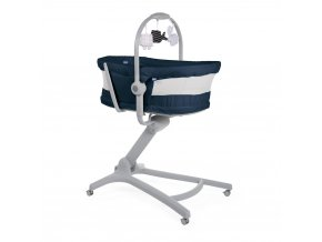 Postýlka/lehátko/židlička Chicco Baby Hug 4v1 Air - India Ink