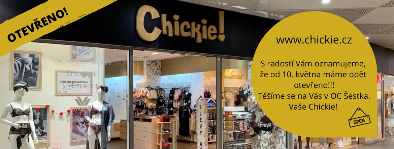 Prodejna Chickie!
