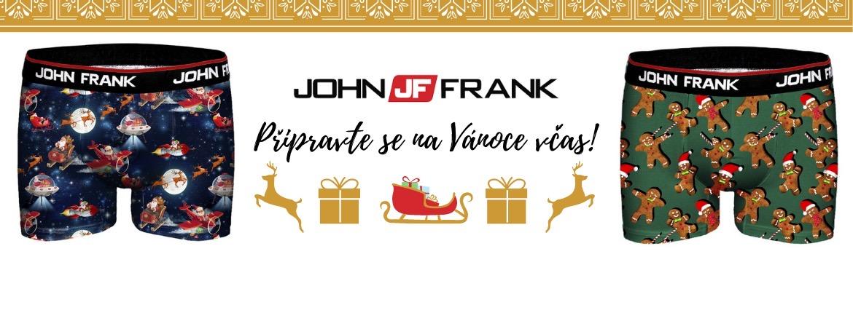 Vánoce John Frank