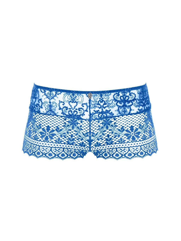 Modré spodní prádlo. Chickie.cz