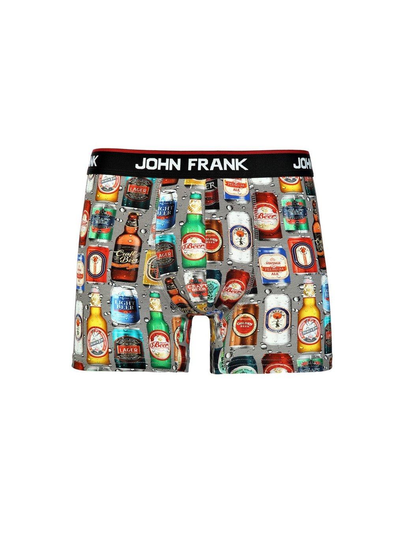 panske boxerky john frank jfbd313