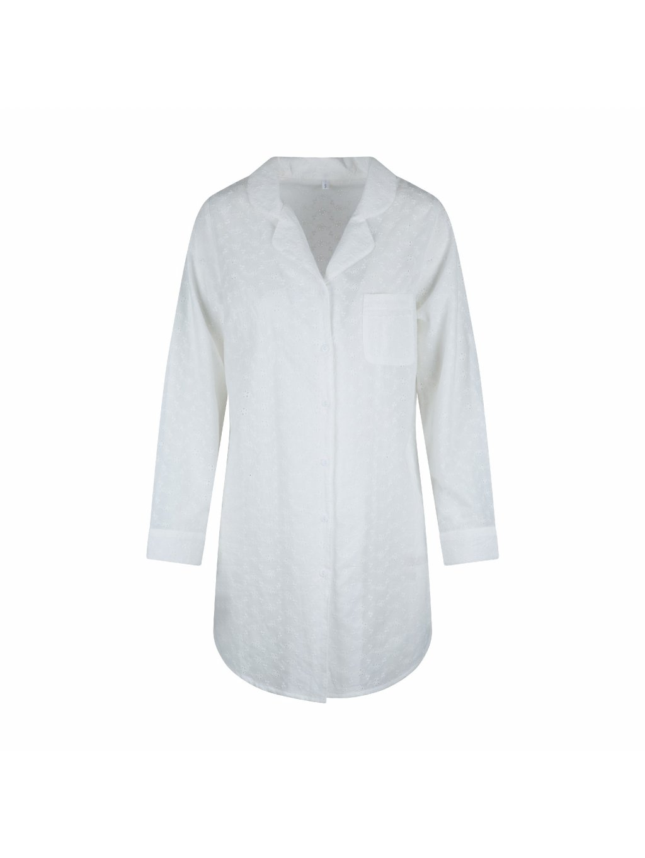 Bílá noční košile