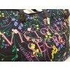 Velká květinová taška Victoria's secret