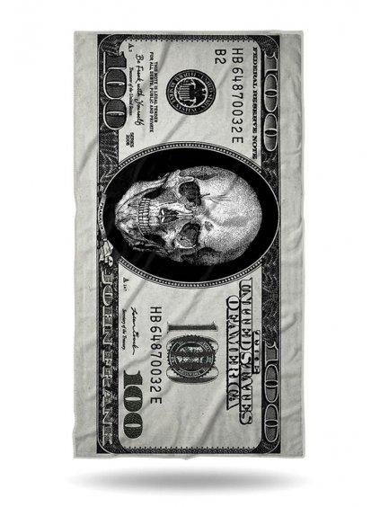 Pánská osuška  Skull Dolar John Frank