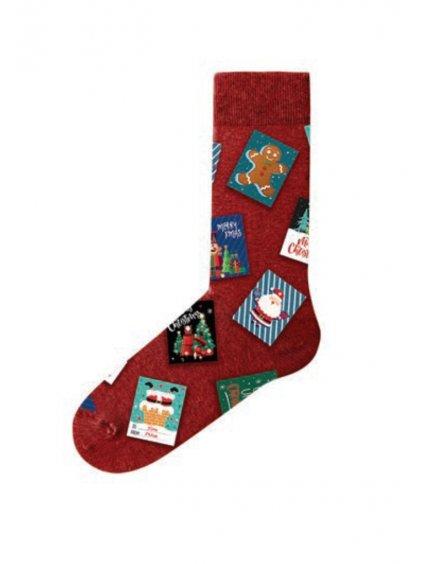 panske vánoční ponozky john frank jflsfun ch06