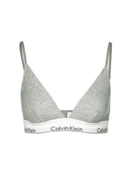 Podprsenka triangle Calvin Klein