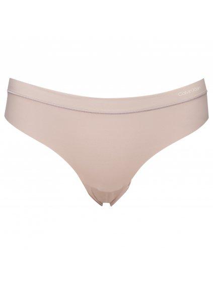 Bezešvé kalhotky Calvin Klein