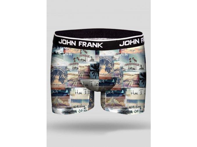 Pánské boxerky John Frank Chikcie