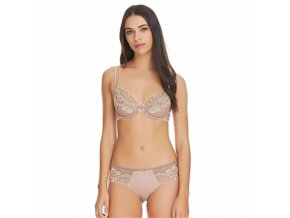 WACOAL FRIVOLE CAMEO AVERAGE WIRE BRA WE124002 BRIEF WE124005 F TRADE 3000 SS17