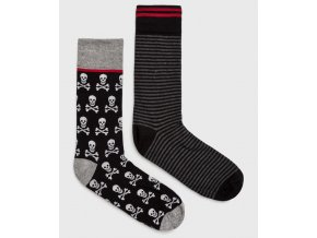 Pánské ponožky john frank  (2 pack)