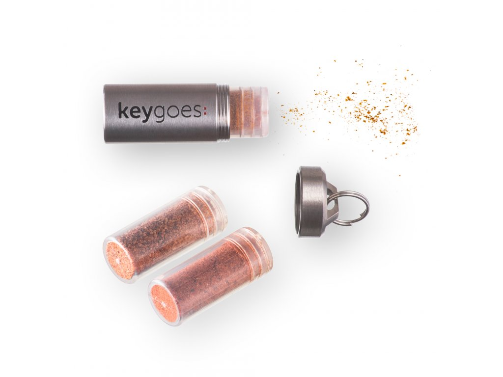 KEYGOES CHILI MINI TITANIUM - ChiliMarket.CZ 0f601ea54ce