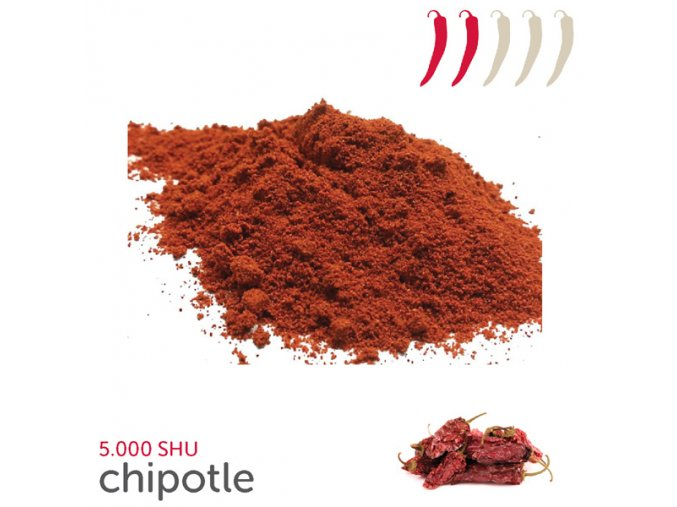 130 chipotle chilli prasek 50 g