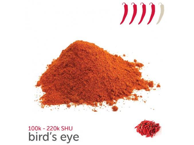 133 bird s eye chilli prasek 50 g